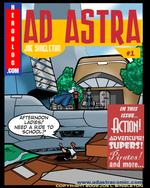 Ad Astra Volume 1, Issue #1 Thumbnail