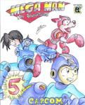 Megaman Neo Adventures, Issue #05 Thumbnail