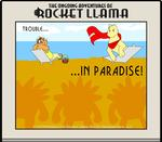 The Ongoing Adventures of Rocket Llama, Issue #112 Thumbnail