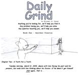 Daily Grind Volume 1, Issue #2 Thumbnail