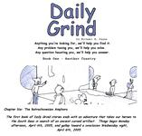 Daily Grind Volume 1, Issue #6 Thumbnail