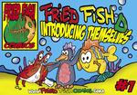 Fried Fish Comics, Issue #01 Thumbnail
