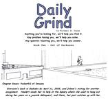 Daily Grind Volume 2, Issue #1 Thumbnail