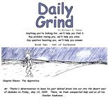 Daily Grind Volume 2, Issue #5 Thumbnail