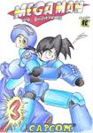 Megaman Neo Adventures, Issue #03 Thumbnail