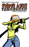 KERSLASH!, Issue #1 Thumbnail