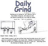 Daily Grind Volume 2, Issue #6 Thumbnail