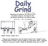 Daily Grind Volume 2, Issue #7 Thumbnail