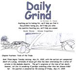 Daily Grind Volume 3, Issue #1 Thumbnail