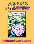 Aline the Alien, Issue #3 Thumbnail