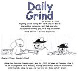 Daily Grind Volume 3, Issue #2 Thumbnail