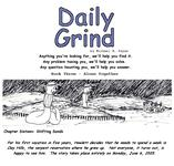 Daily Grind Volume 3, Issue #3 Thumbnail